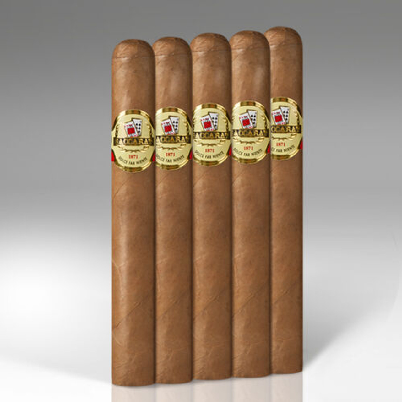 Baccarat Toro Cigars - 6 x 50 (Pack of 5)