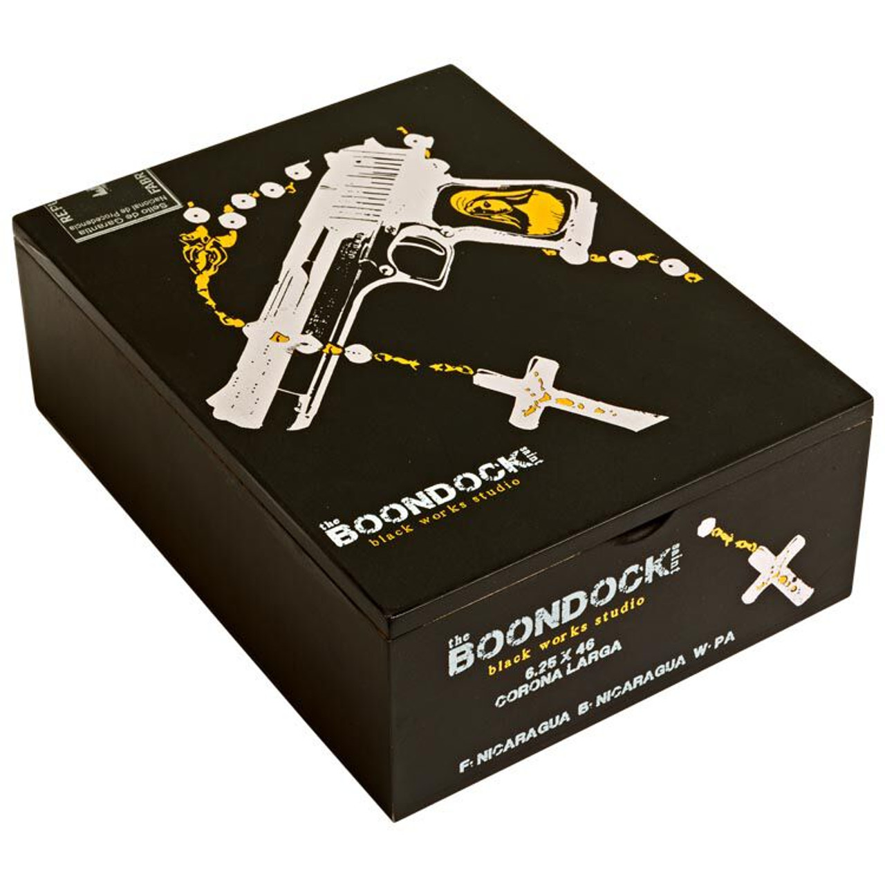Black Works Studio Sindustry Robusto Cigars - 5 x 50 (Box of 20)
