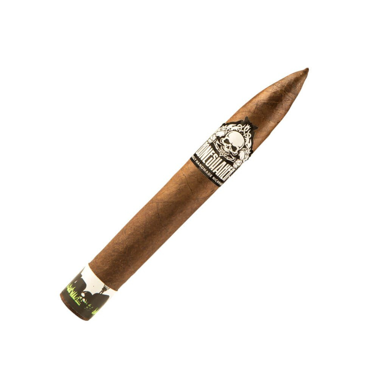 Boneshaker Boneyard Morning Star Cigars - 6.5 x 52 (Pack of 5)