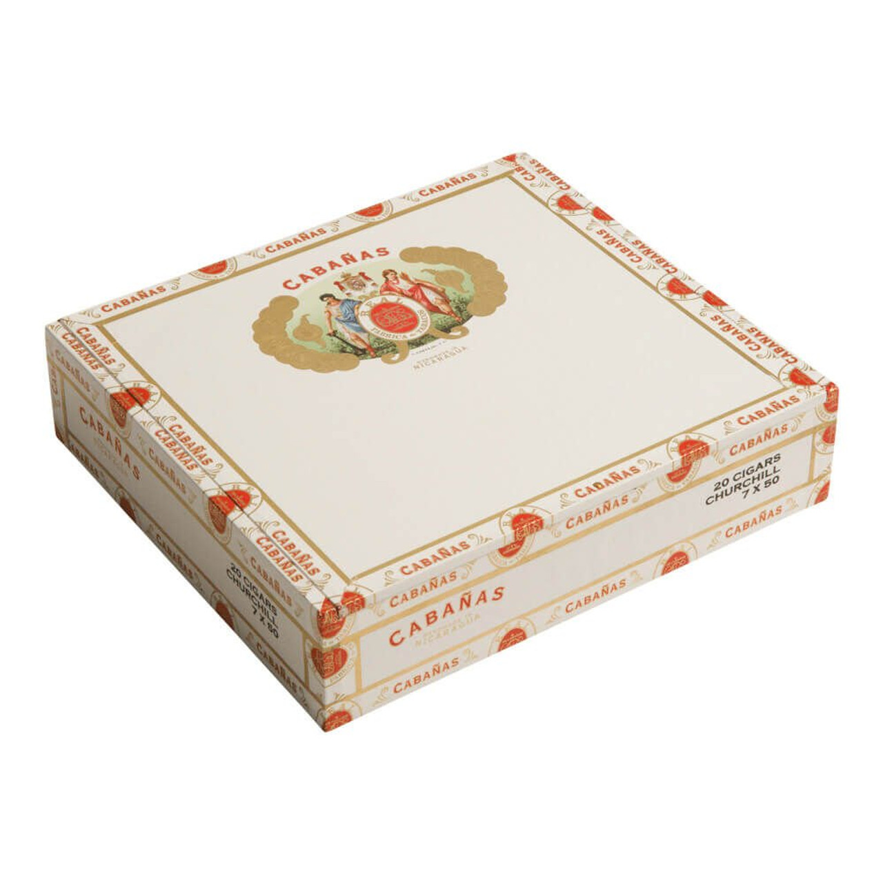Cabanas Robusto Cigars - 5 x 50 (Box of 20)