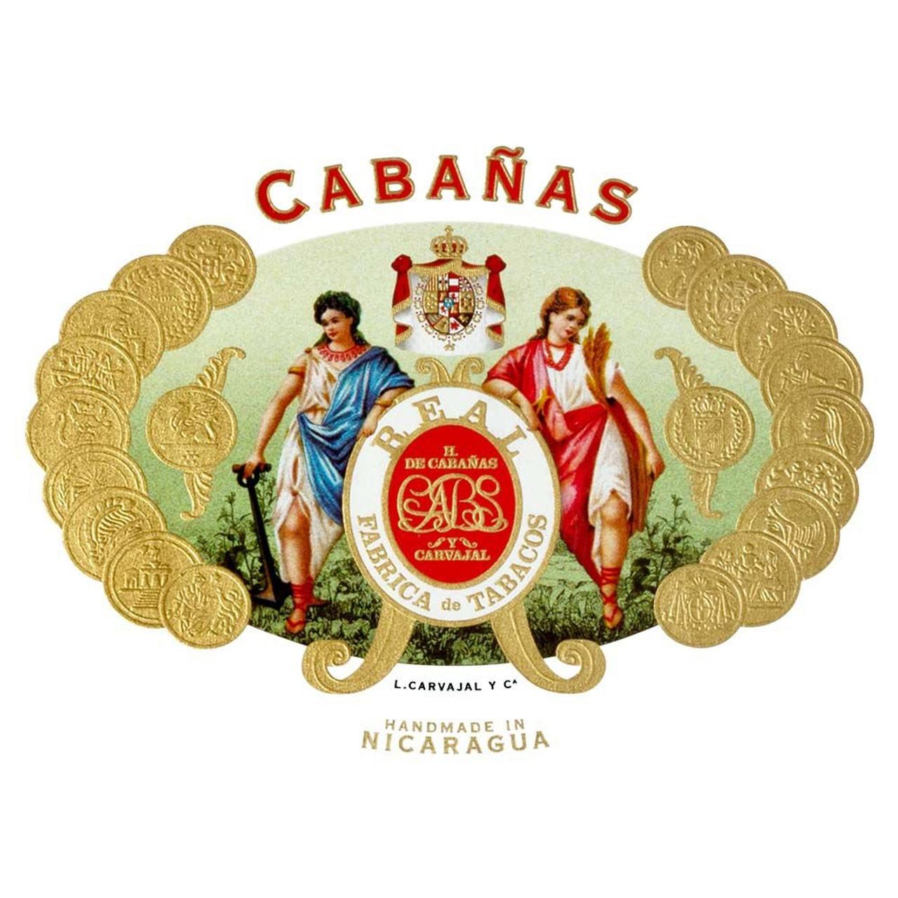 Cabanas Toro Gordo Cigars - 6 x 56 (Box of 20)