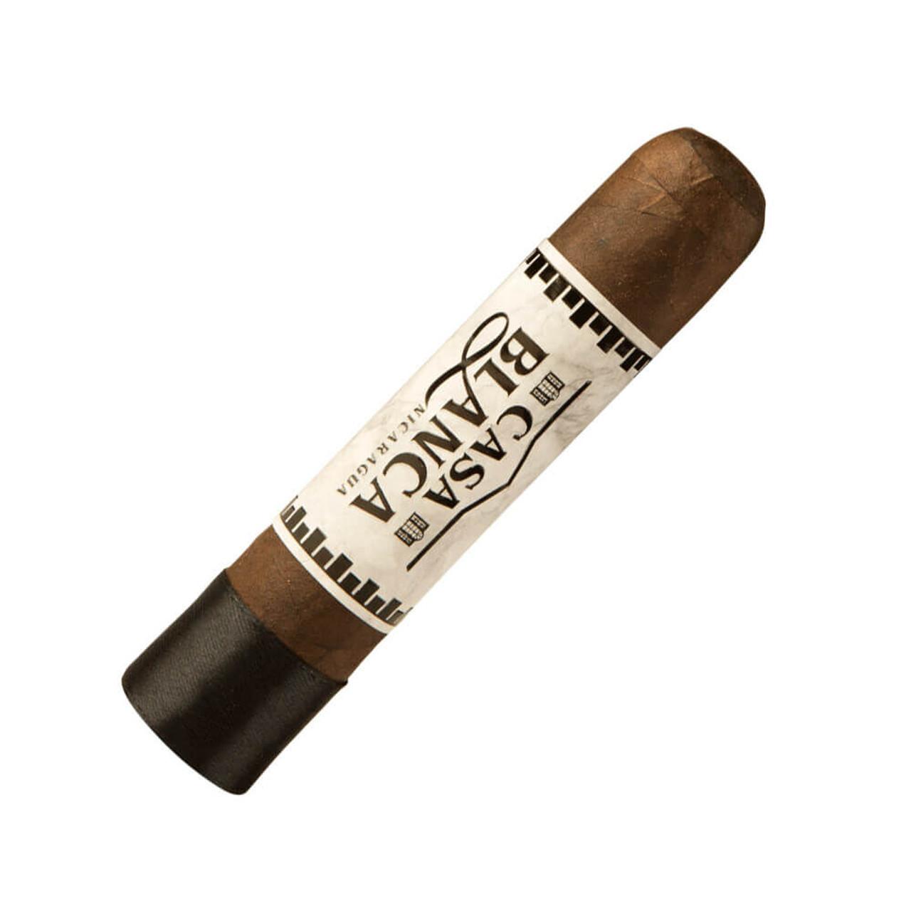 Casa Blanca Nicaragua Half Jeroboam Maduro Cigars - 5 x 66 (Box of 10)