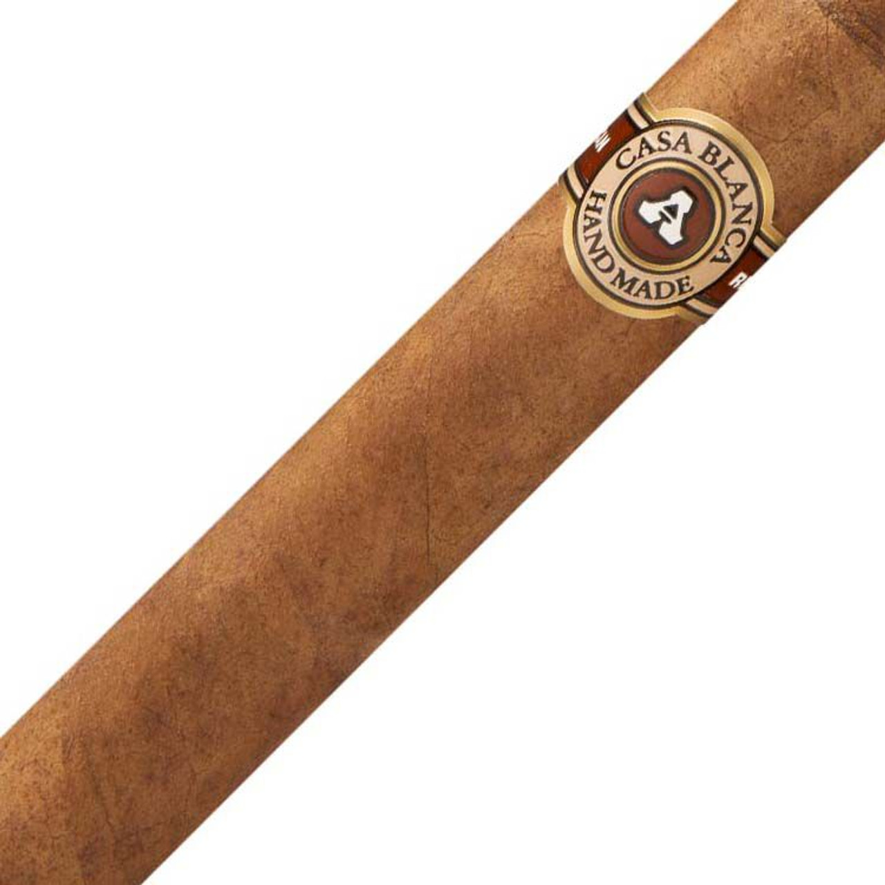 Casa Blanca Robusto Cigars - 7.5 x 50 (Pack of 5)