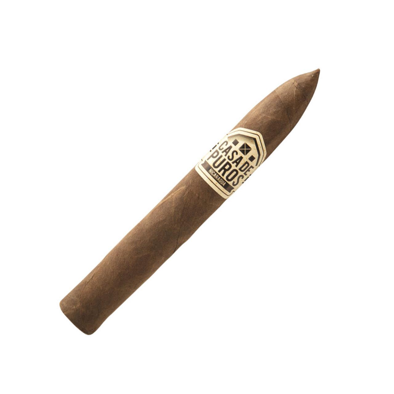 Casa de Puros Pyramide Cigars - 6.12 x 52 (Bundle of 20)