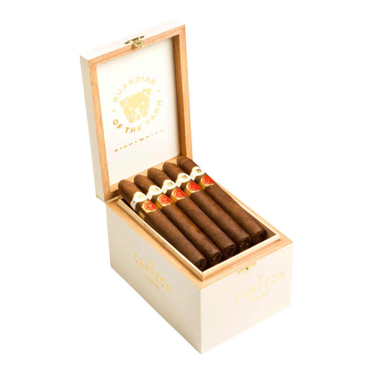 Casa Fernandez Guardian of The Farm Night Watch Campeon Cigars - 6 x 52 (Box of 25)