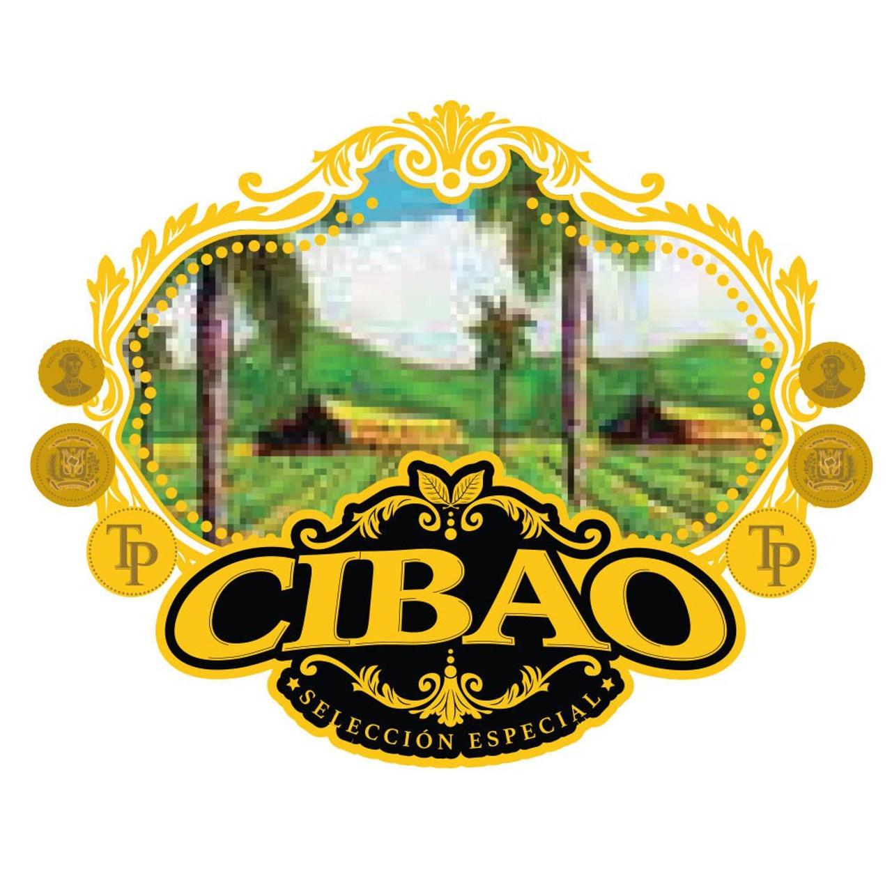 Cibao Seleccion Especial Connecticut Gordo Cigars - 6 x 60 (Box of 20)