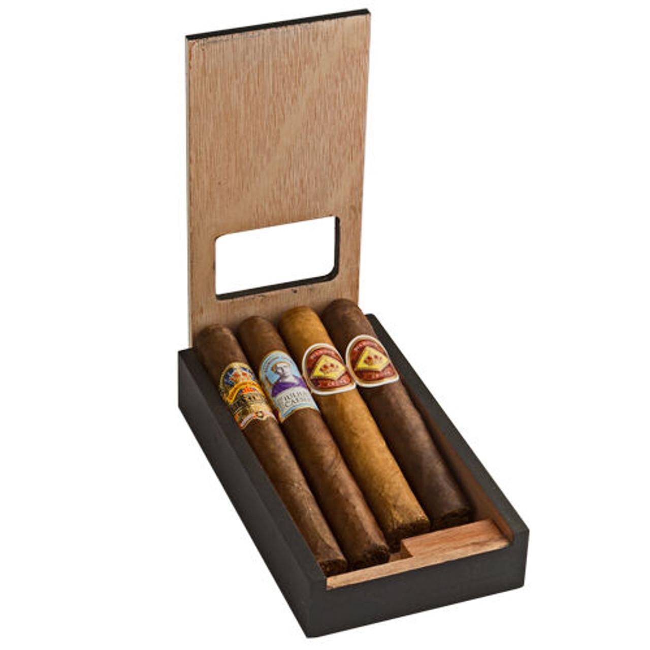 Cigar Samplers Diamond Crown Family Toro Collection Cigars (Box of 4)