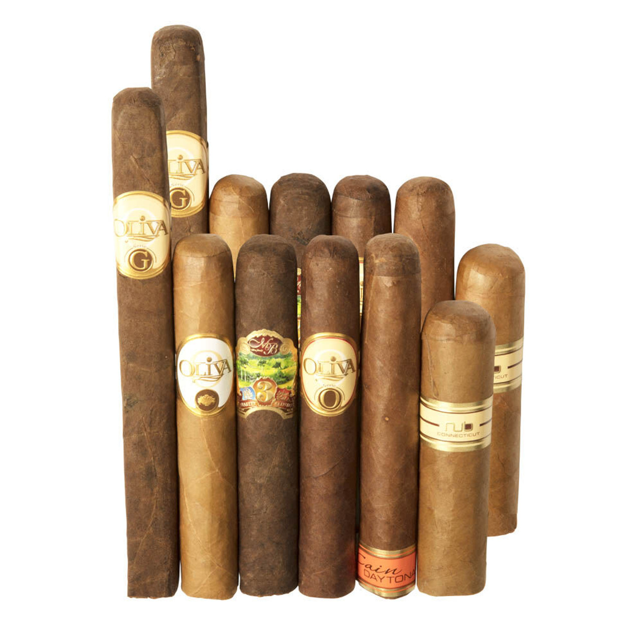 Cigar Samplers Oliva Mixed Collection #3 Cigars (Pack of 12)