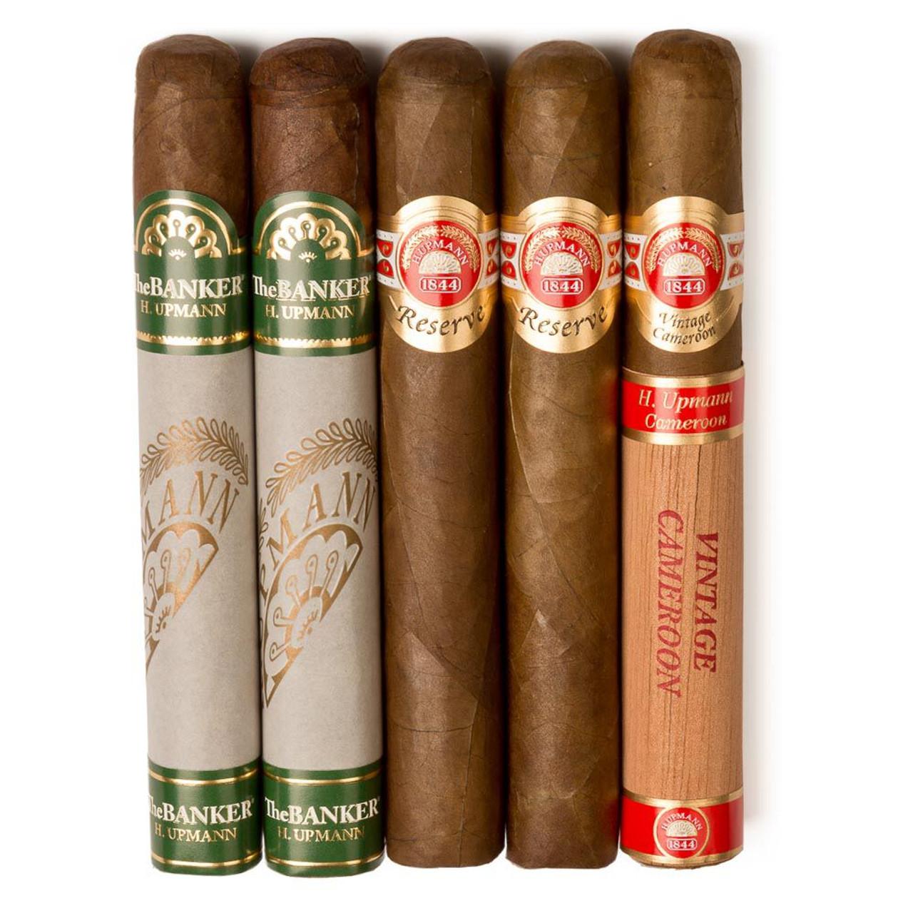 Cigar Samplers Upmann Lovers Sampler Cigars (Pack of 5)