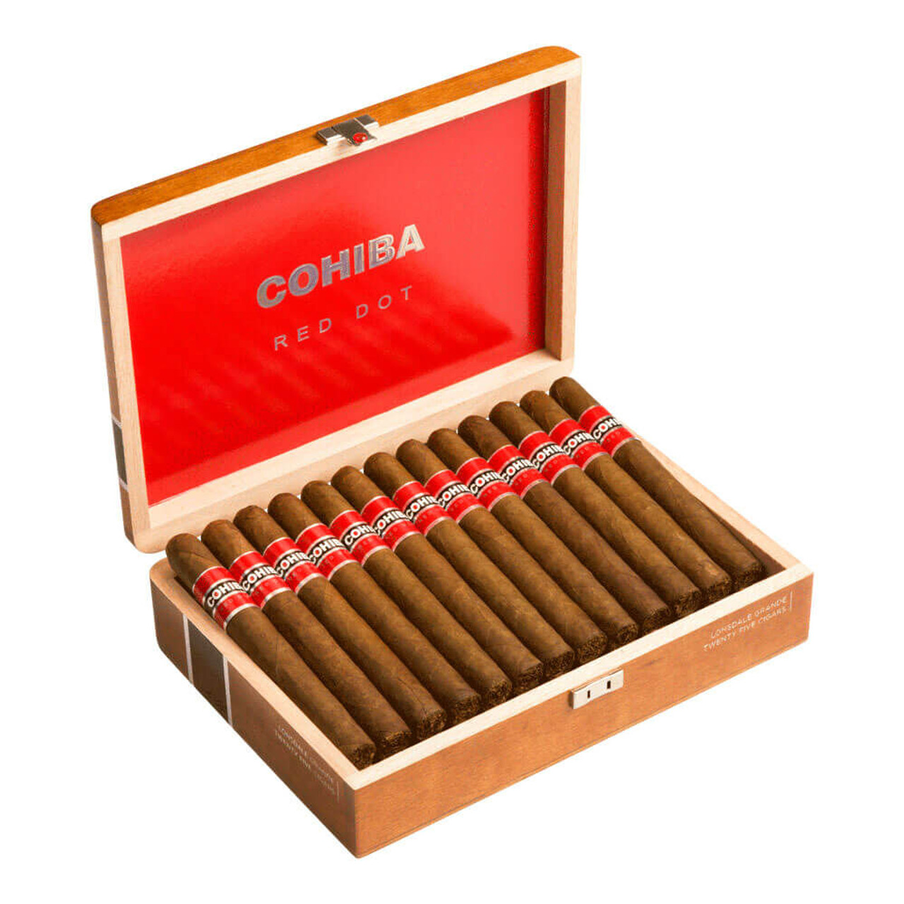 Cohiba Dominican Lonsdale Grande Cigars - 6.25 x 47 (Box of 25)