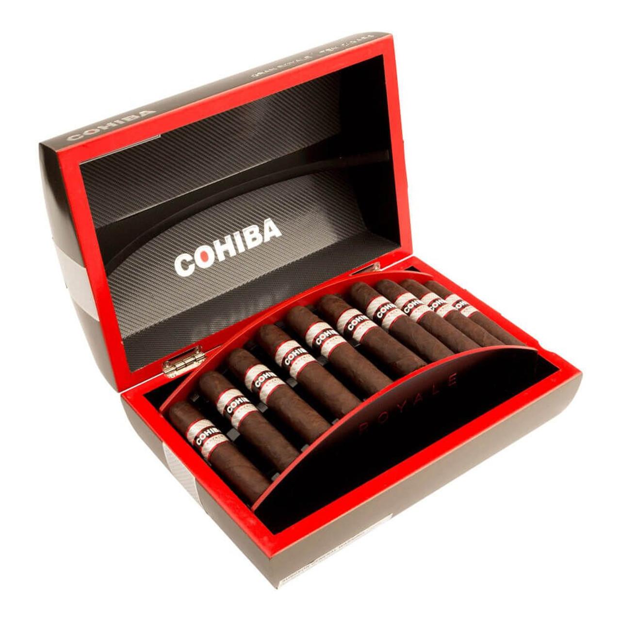 Cohiba Royale Toro Royale Cigars - 6 x 50 (Box of 10)