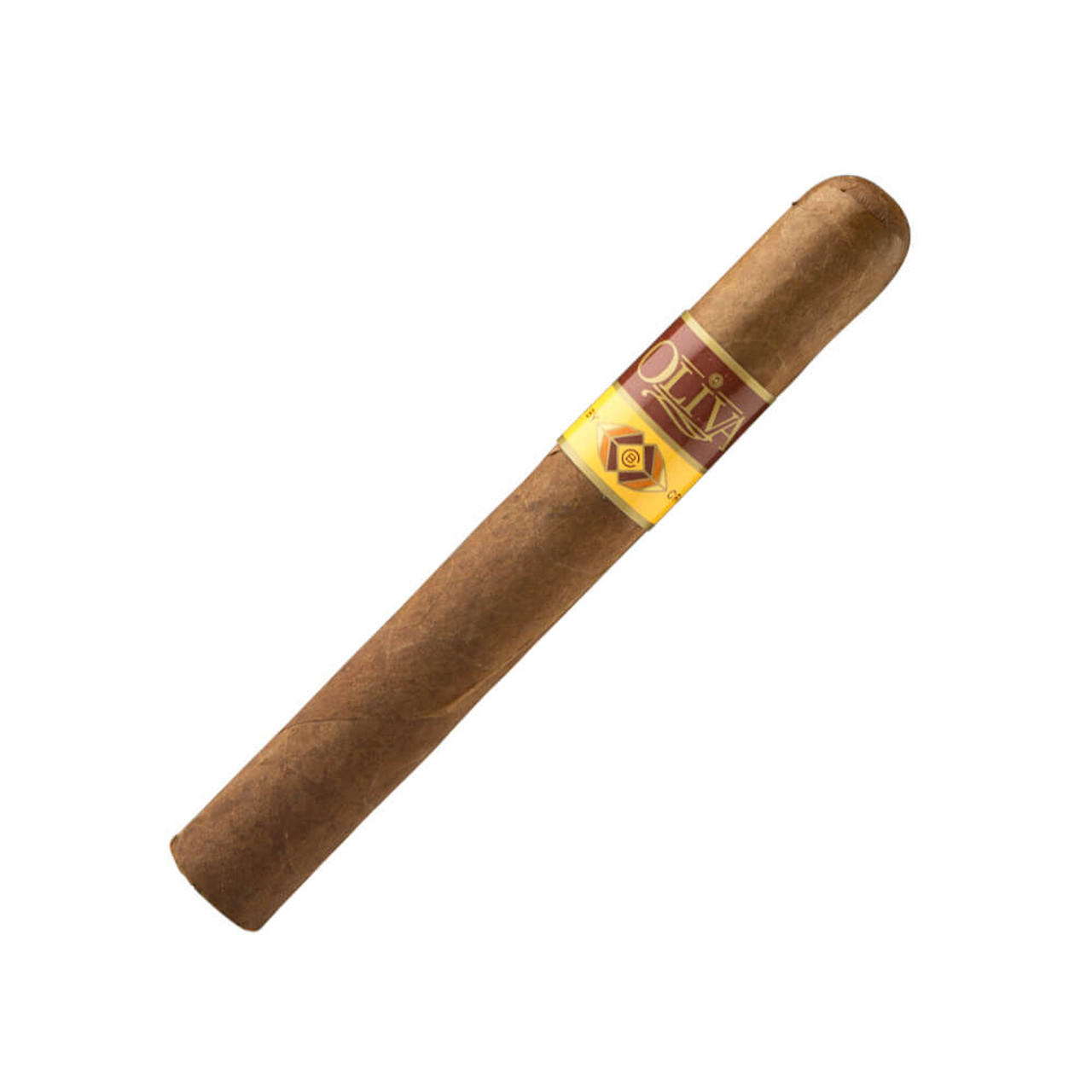 Crafted by Oliva Robusto Cigars - 5 x 50 (Box of 10)