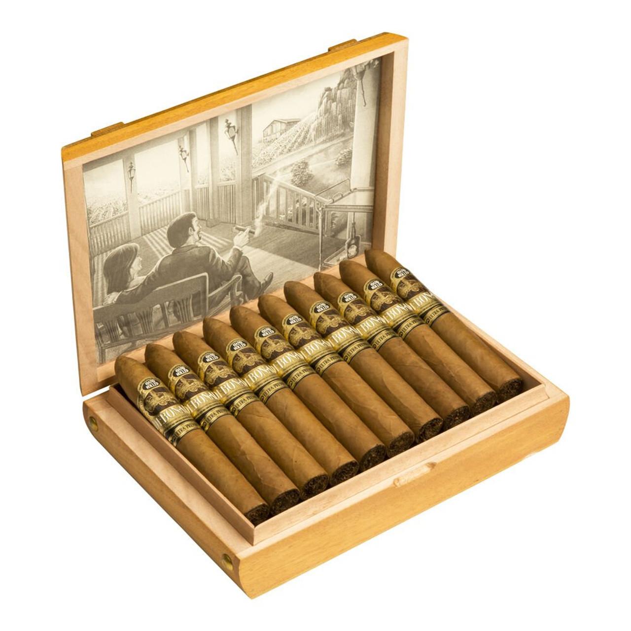 Debonaire Daybreak Petite Lancero Cigars - 5.5 x 38 (Box of 20)