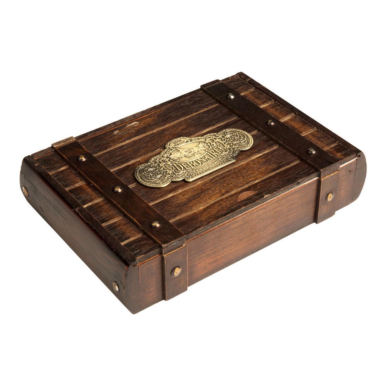 Debonaire Habano Belicoso Cigars - 6 x 54 (Box of 20)