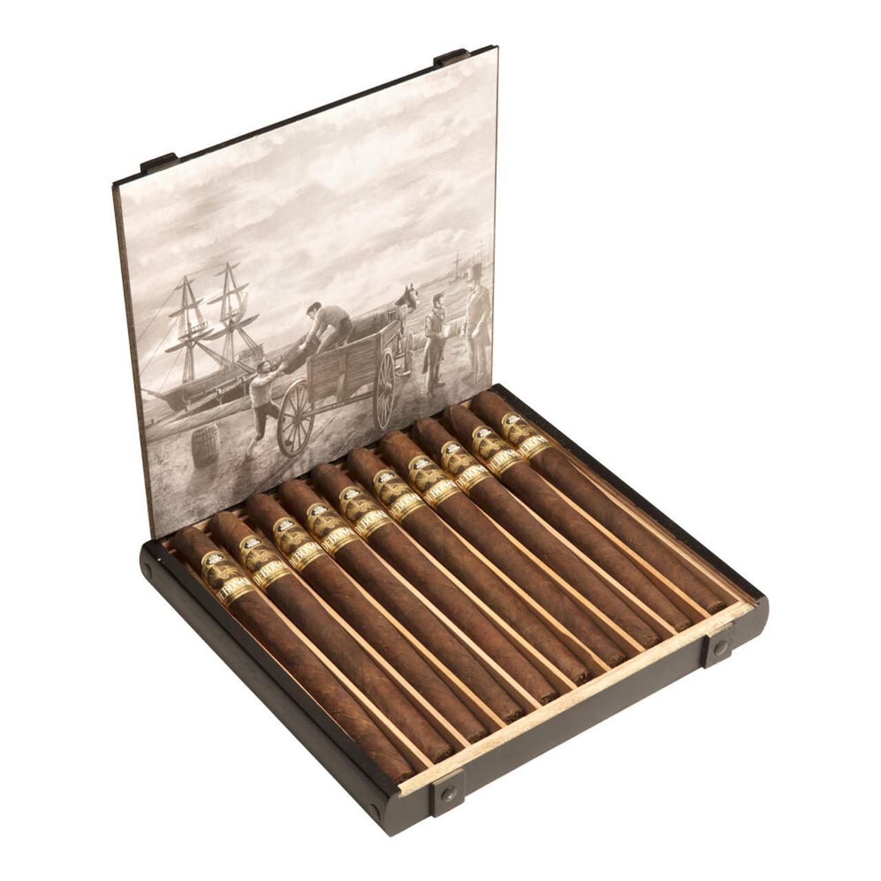 Debonaire Maduro 33rd Cigars - 9 x 50 (Box of 10)