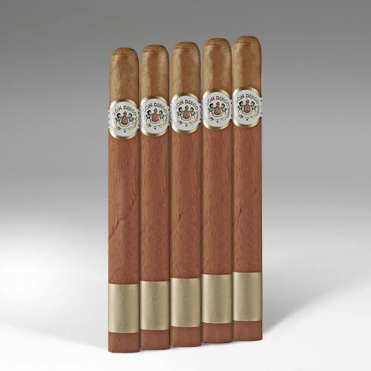Don Diego Privada No. 1 Cigars - 6.62 x 43 (Pack of 5)