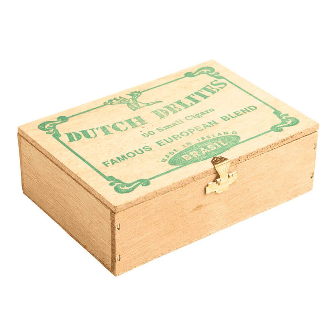 Dutch Delites Classic Brazil Cigars - 5 x 30 (Box of 50)