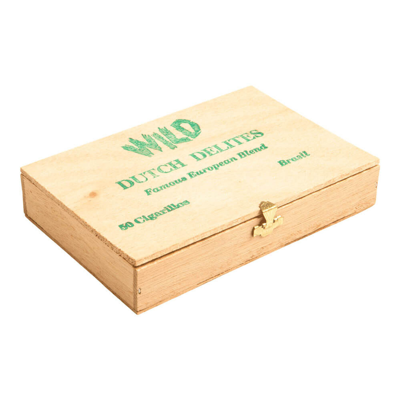 Dutch Delites Wild Brazil Cigars - 5 x 30 (Box of 50)