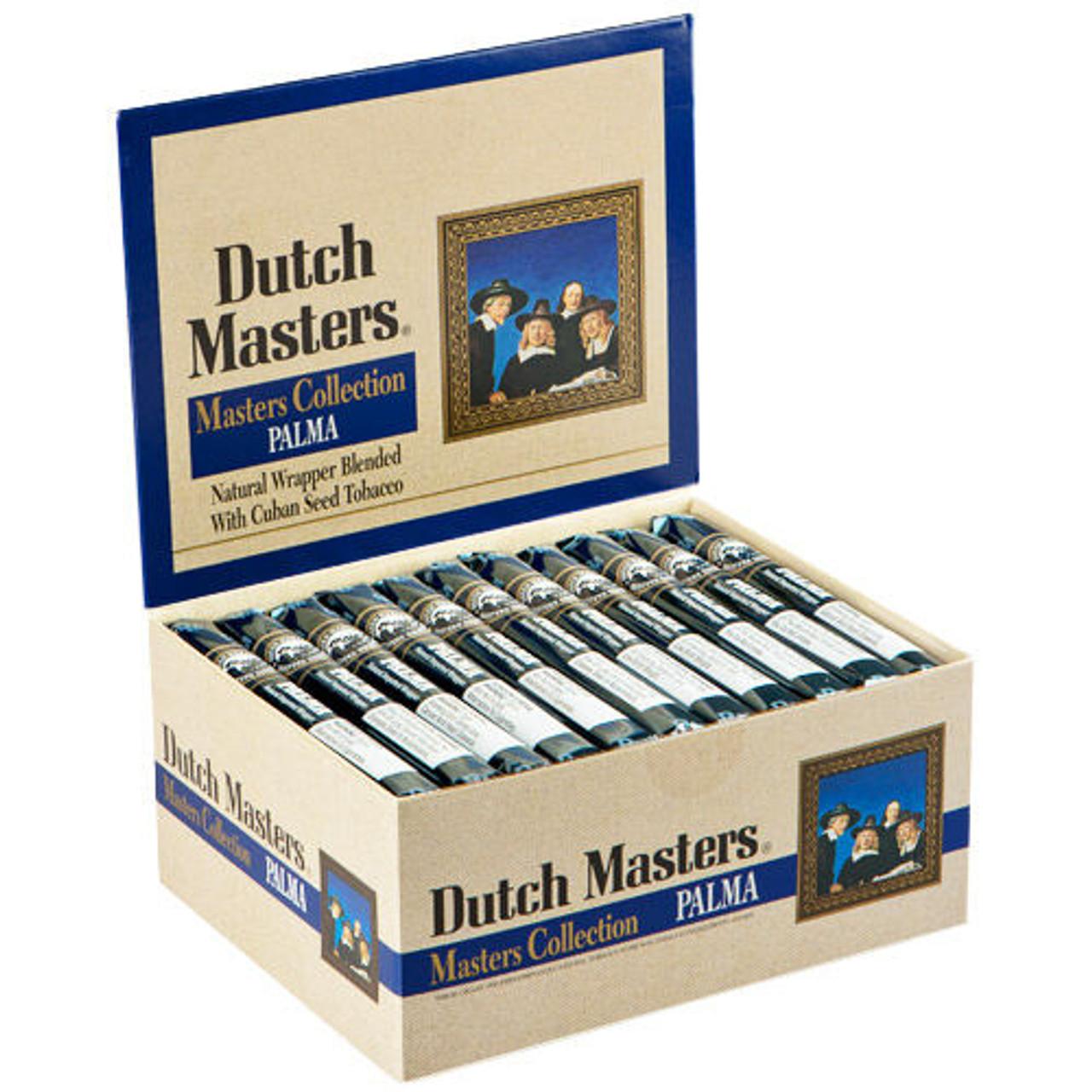 Dutch Masters Palma Cigars - 5.63 x 42 (Box of 55)