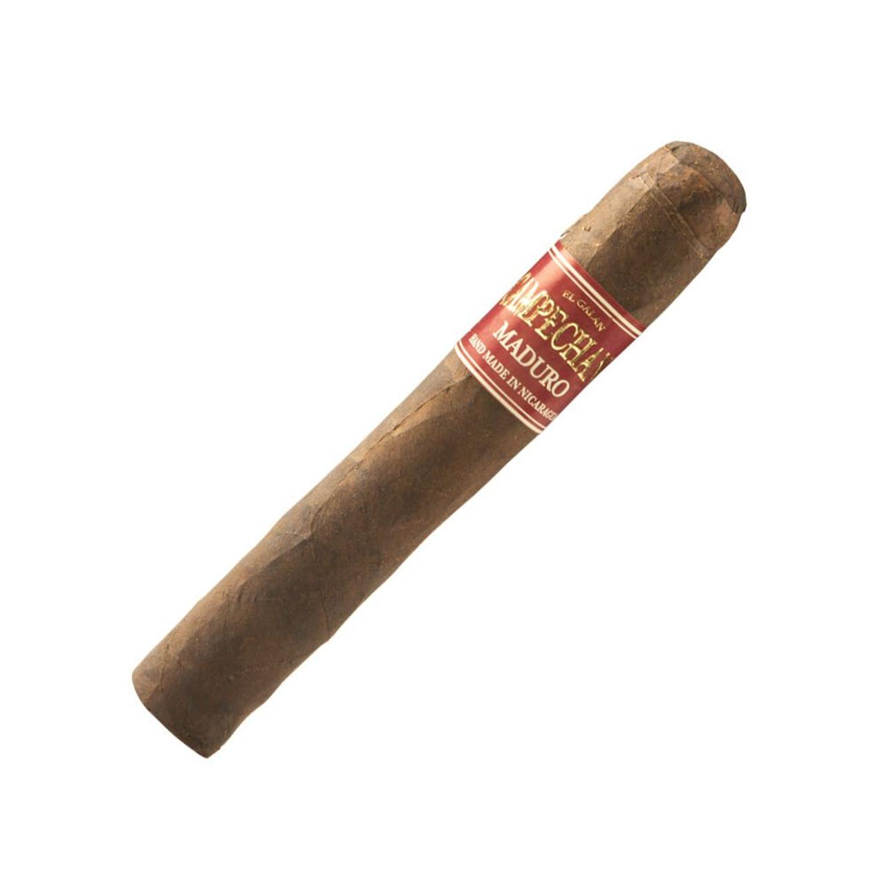 El Galan Campechano Robusto Maduro Cigars - 5 x 50 (Pack of 5)