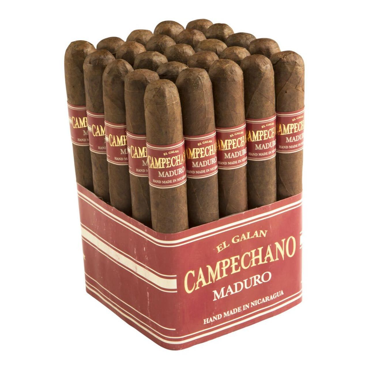 El Galan Campechano Toro Maduro Cigars - 6 x 50 (Bundle of 25)