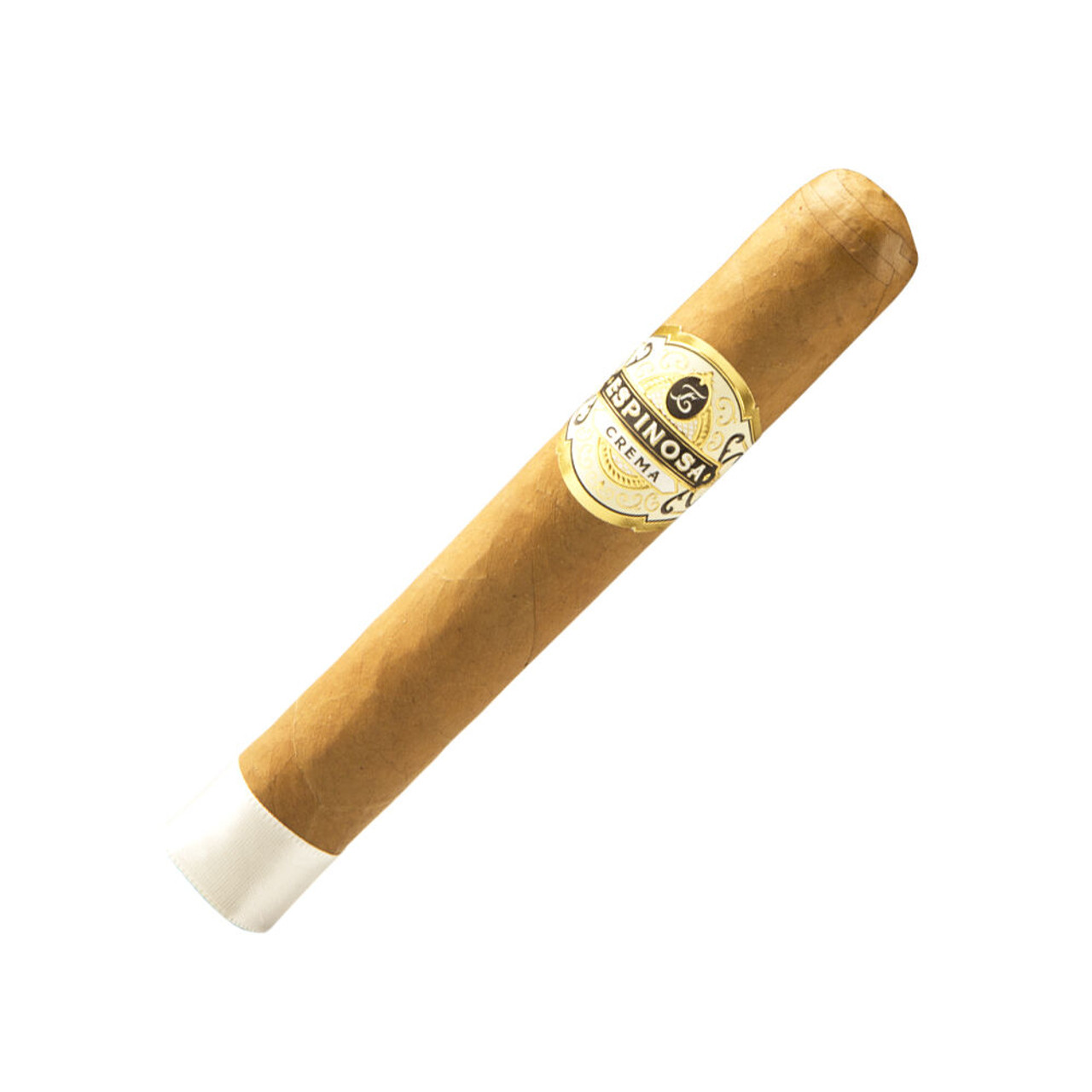 Espinosa Crema No. 4 Robusto Cigars - 5.5 x 52 (Pack of 5)