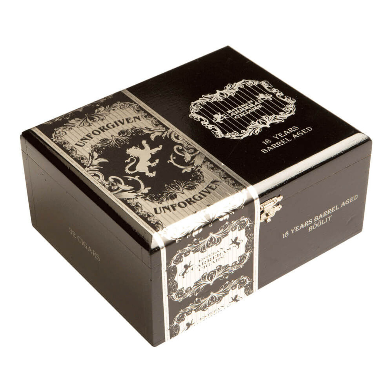 Esteban Carreras Unforgiven Boolit Cigars - 4.75 x 46 (Box of 32)