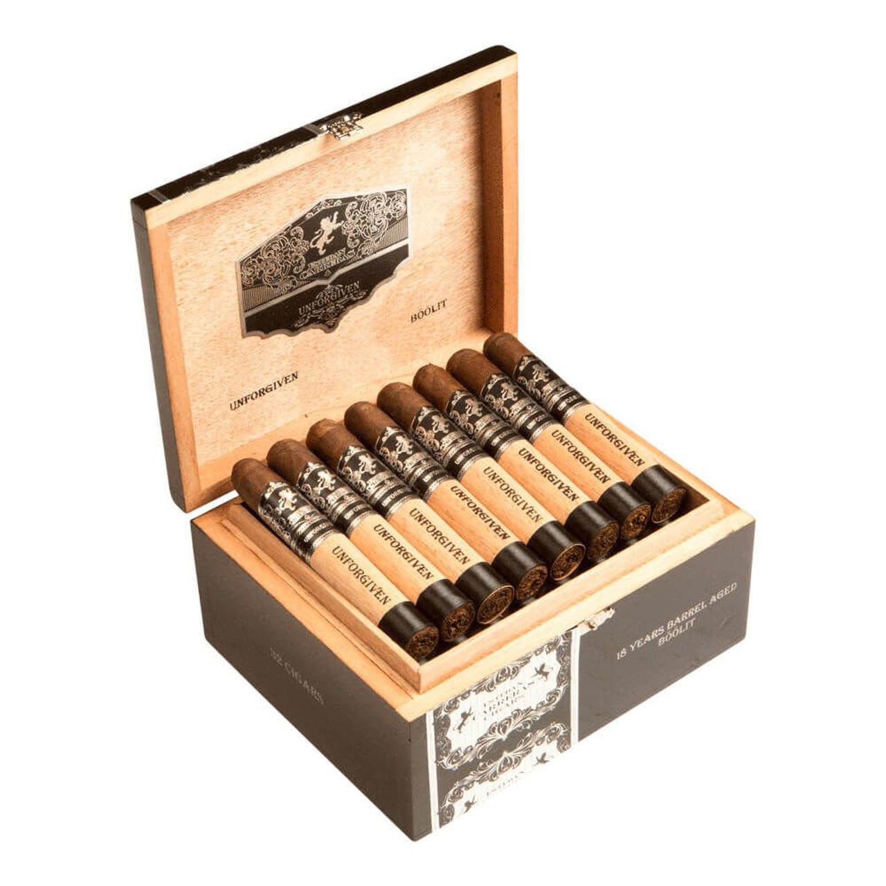 Esteban Carreras Unforgiven Sesenta Cigars - 6 x 60 (Box of 24)