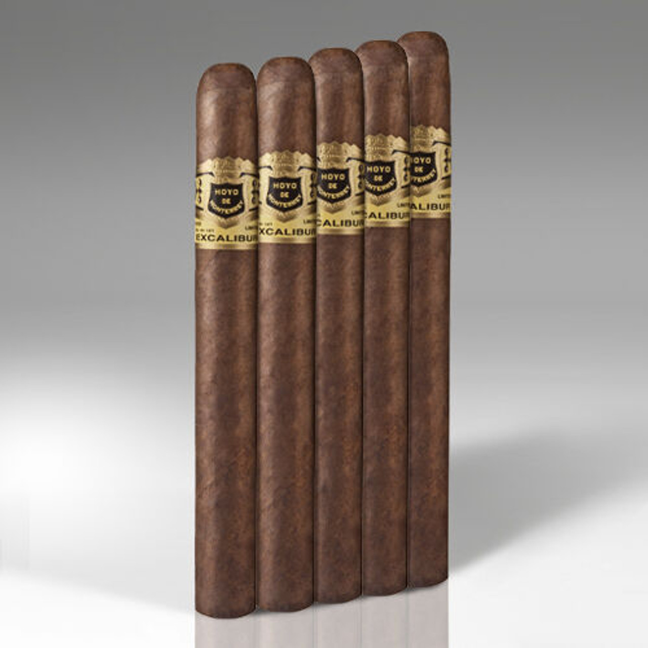 Excalibur No. II Maduro Cigars - 6.75 x 48 (Pack of 5)