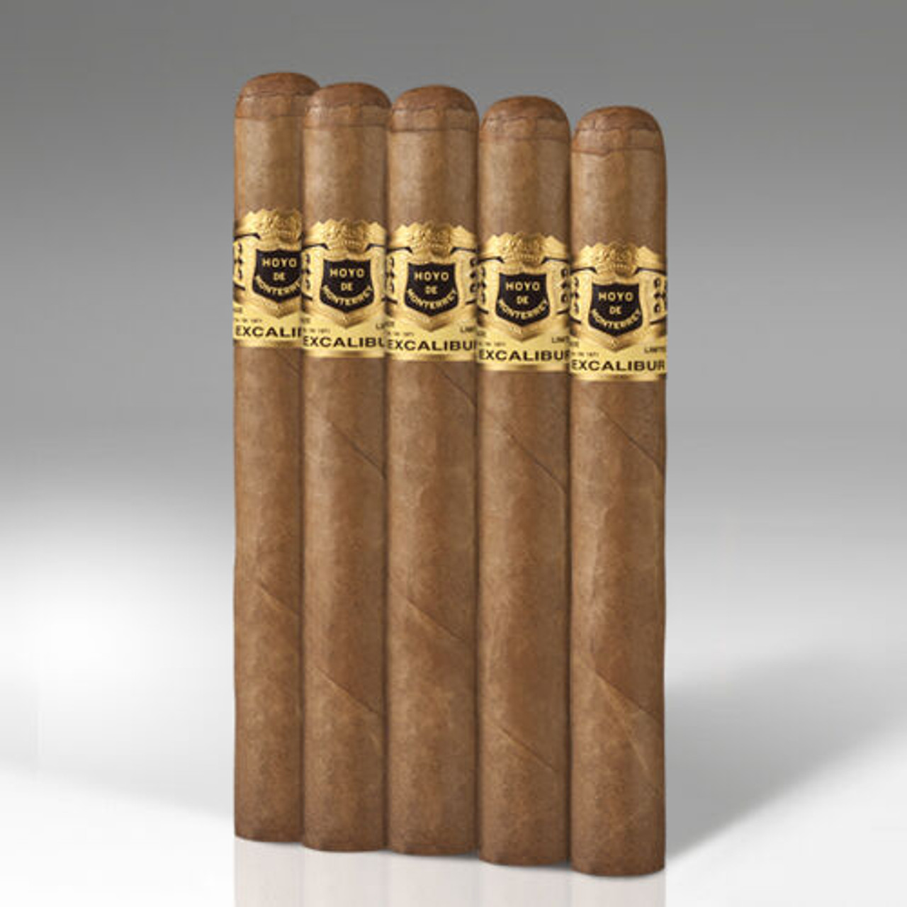 Excalibur No. III Cigars - 6.12 x 48 (Pack of 5)