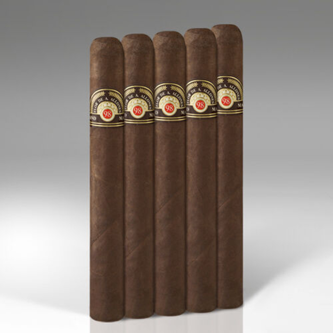 Flor de A. Allones Maximo Cigars - 6.12 x 50 (Pack of 5)