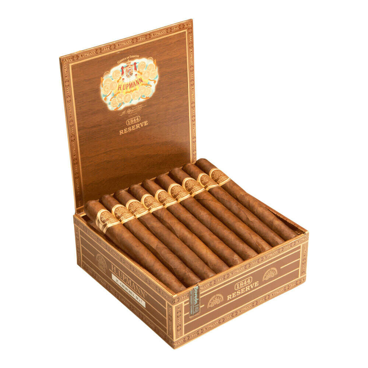H. Upmann 1844 Reserve Churchill EMS Cigars - 7 x 50 (Box of 25)