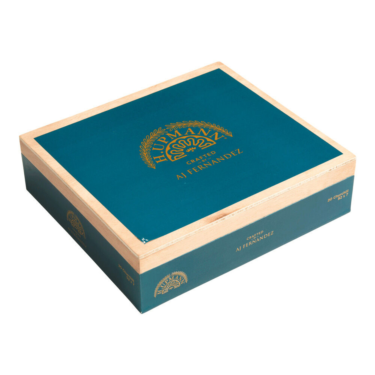 H. Upmann Crafted By AJ Fernandez Churchill Cigars - 7 x 52 (Box of 20)