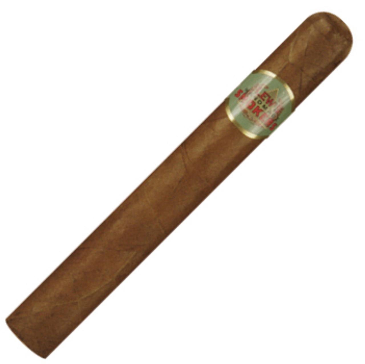Lew's Handmade Smokers No. 500 Long Filler Cigars - 6 x 50 (Bundle of 10)