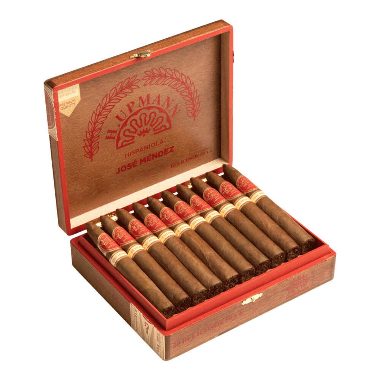 H. Upmann Hispaniola By Jose Mendez Belicoso Cigars - 6 x 50 (Box of 20)
