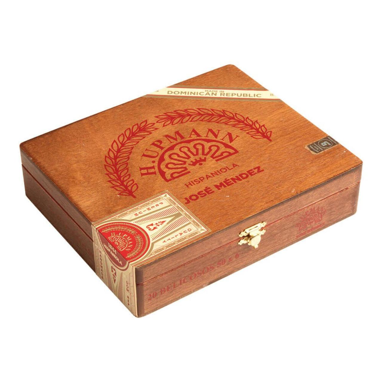 H. Upmann Hispaniola By Jose Mendez Robusto Cigars - 5 x 50 (Box of 20)