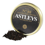 Astleys No. 88 Matured Dark Virginia Pipe Tobacco   1.75 OZ TIN