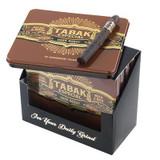 Tabak Especial by Drew Estate Dark Roast Cafecita Cigars - 4 x 32 (5 Tins of 10)
