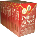 Prince Albert Regular Pipe Tobacco | 1.50 OZ POUCH - 6 COUNT