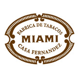 Casa Fernandez Miami Toro Cigars - 6.5 x 52 (Box of 10)