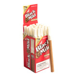 Black and Mild Plastic Tip Sweets Cigars (Box of 25) - Natural