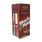 Black and Mild Wine Cigars (Box of 25) - Natural