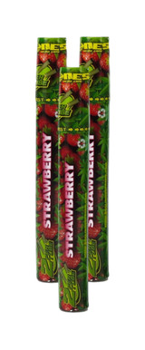 Cyclones Strawberry Flavored Pre-Rolled Hemp Cones 3ct (6 total)