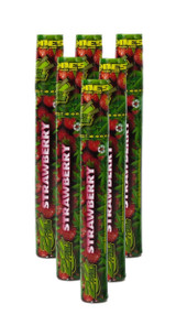 Cyclones Strawberry Flavored Pre-Rolled Hemp Cones 6ct (12 total)