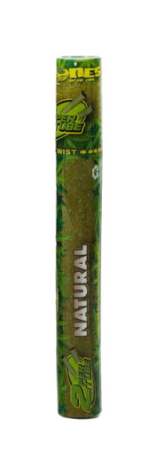 Cyclones Natural Flavored Pre-Rolled Hemp Cones 1ct (2 total)