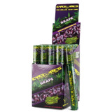 Cyclones Grape Flavored Pre-Rolled Hemp Cones Box of 24 (48 total)