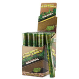 Cyclones Natural Flavored Pre-Rolled Hemp Cones Box of 24 (48 total)