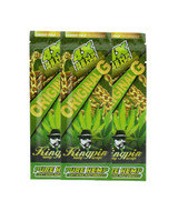 Kingpin Original G Hemp Wraps (3 Count, 12 Total) High Hemp Herbal FRESH