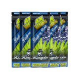 Kingpin Blueberry Bomb Hemp Wraps (5 Count, 20 Total) High Hemp Herbal FRESH