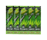 Kingpin Spanish Fly Hemp Wraps (5 Count, 20 Total) High Hemp Herbal FRESH